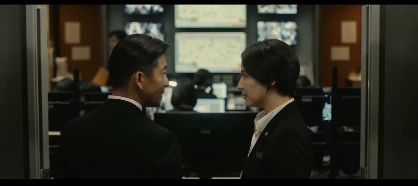 マスカレード ホテル 明石家 さんま ネタバレ